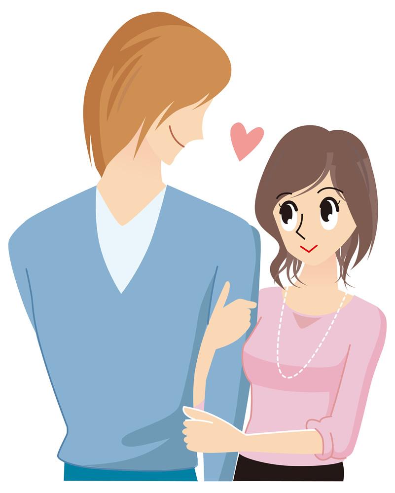 女と男は求め合う