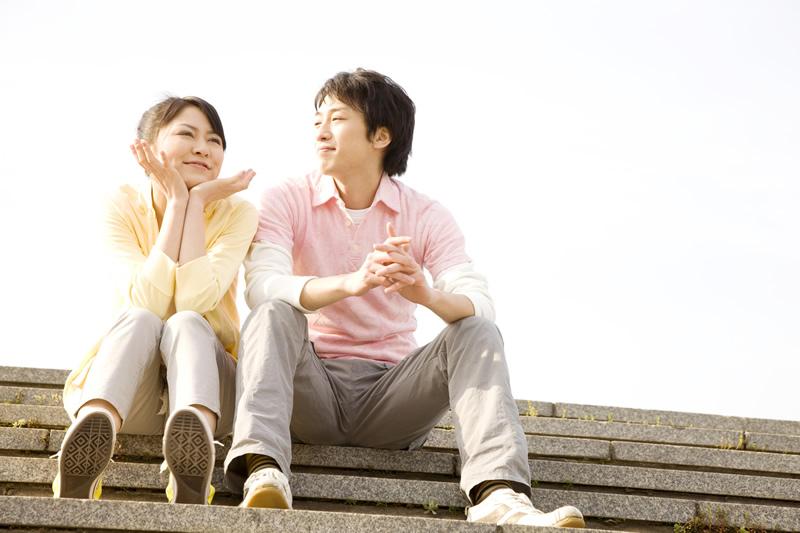 男女交際か恋愛か結婚か
