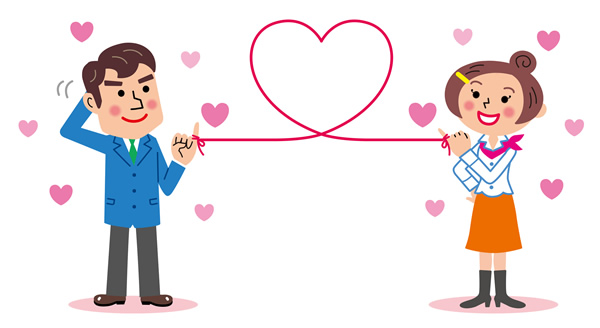 恋愛感情は結婚前も結婚あとも